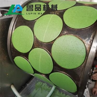 鲁品LP-200 蛋皮机全自动成套设备实力厂家