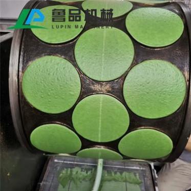 全自动蛋皮机 薄饼机 鲁品牌LP-16 专业制制造提供配方