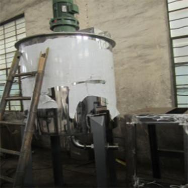 搅拌桶_新标粉体_叶轮机械搅拌式