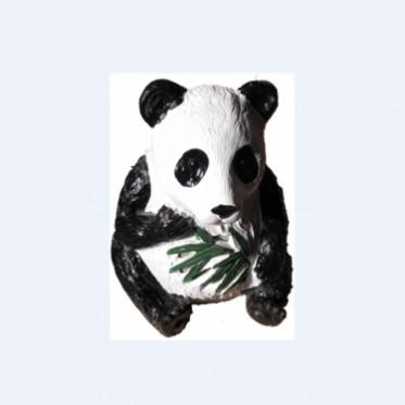 科迪讯大熊猫园林音响卡通音箱园林音箱草坪音响厂家
